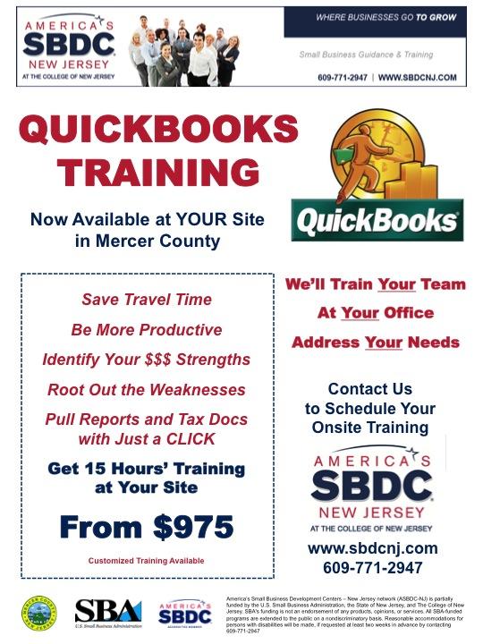 Onsite QuickBooks Training