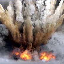 Explosion (Illustrative)