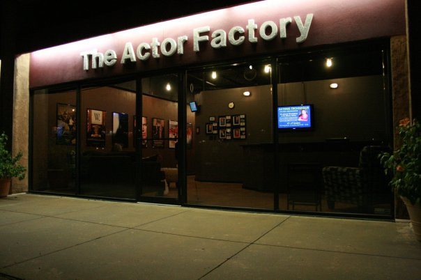 Factory storefront