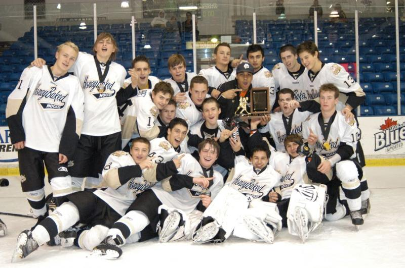 Congratulations To The Midget Minor Team For Winning Honeybaked Compuware Invitational Tournament Oct 1 3 Went 4 0 In Round Robin