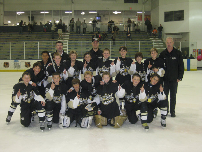 Honeybaked Hockey E News