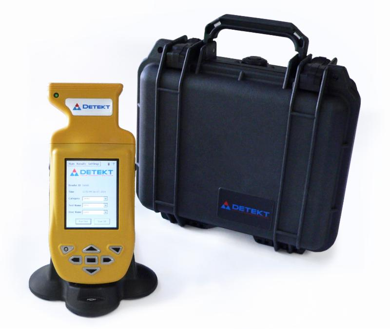 RDS-1500 PRO rapid test lateral flow dry chemistry reader