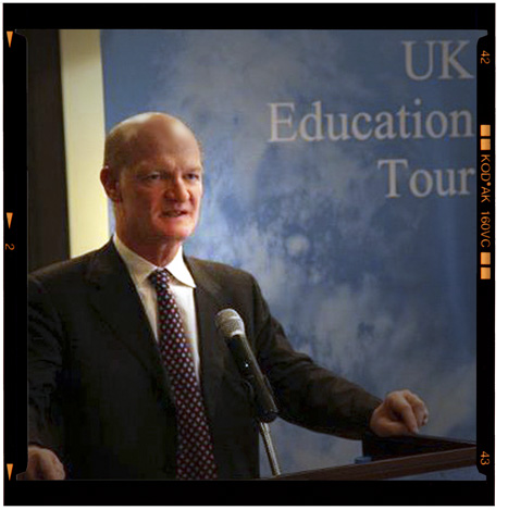 David Willetts UKET