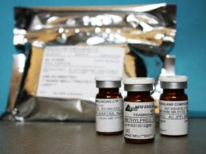 Tainted compounded drugs that led to a deadly meningitis outbreak
