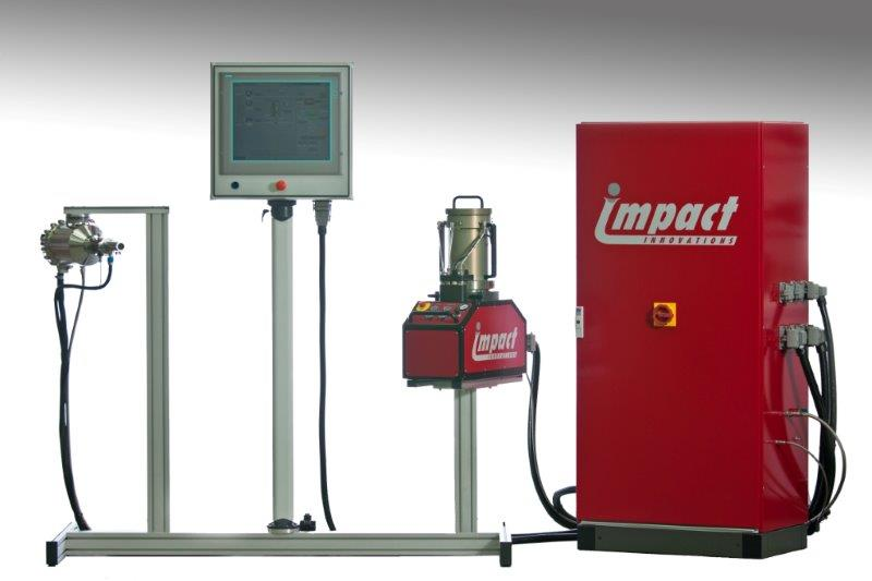 Impact Innovations High Pressure Cold Spray Equipment