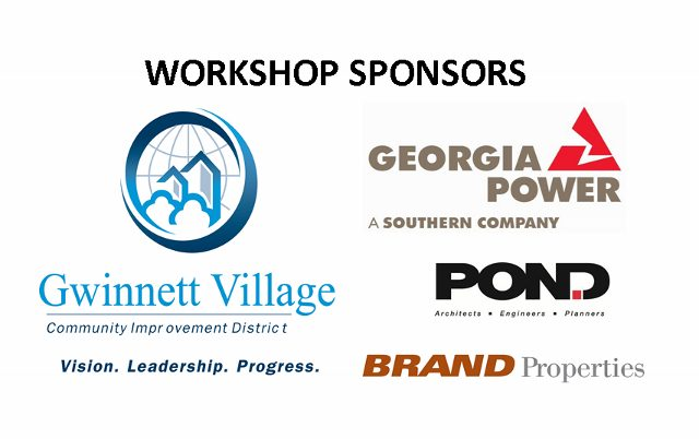 Workshop Sponsors