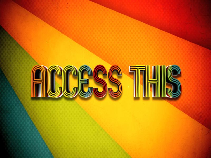 access this