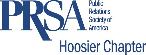 PRSA Hoosier logo