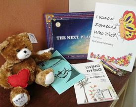 Bereavement comfort package for children at North York General Hospital