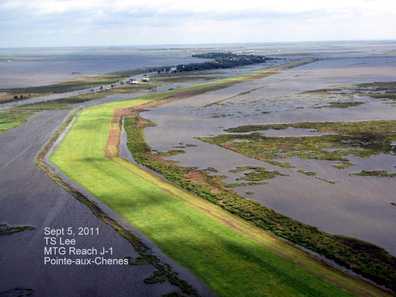Levee project