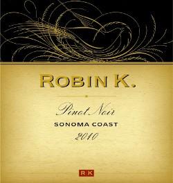 Robin K Pinot Noir