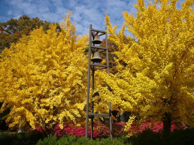 Bells in Fall