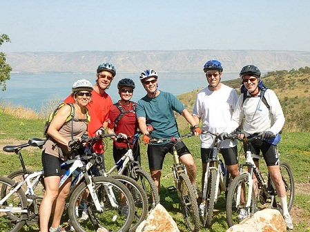 Ramah Israel Bike Ride