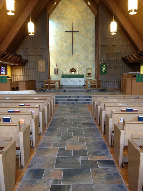 526 Project Spotlight:  Church