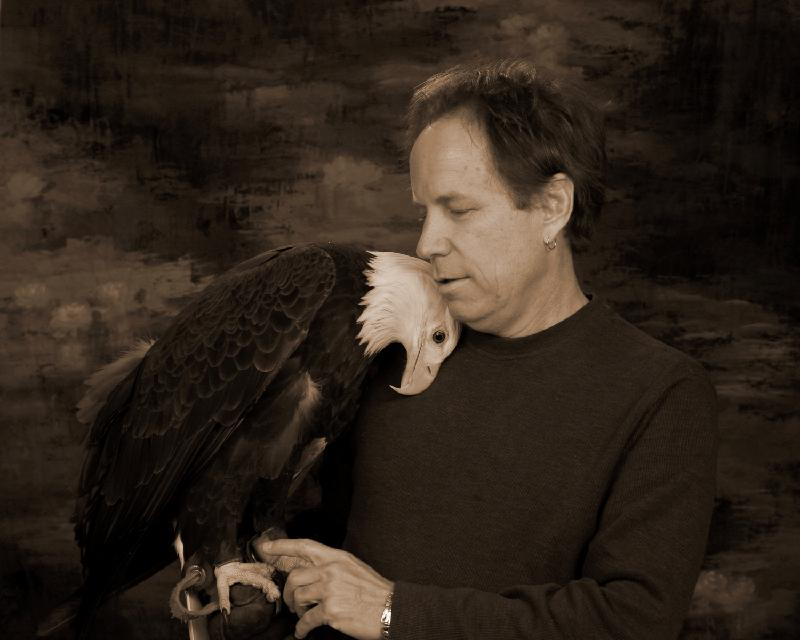 Bald Eagle & Jeff Guidry