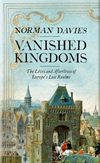 'Vanished Kingdoms' by Norman Davies