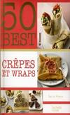 '50 Best Crêpes et wraps' de Emilie Perrin