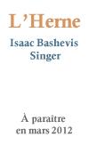 L'Herne, Isaac Singer