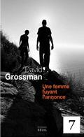 Une femme fuyant l'annonce D. Grossman