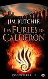 'Codex Alera T.1 ; Les Furies de Calderon' de Jim Butcher