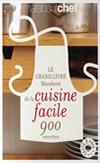 'Le grand livre Marabout de la cuisine facile', Collectif