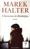 L'inconnue de Birobidjan M. Halter