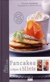 'Pancakes, crêpes & blinis' de Corinne Jausserand