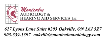 Montcalm Audiology 905 339-1397