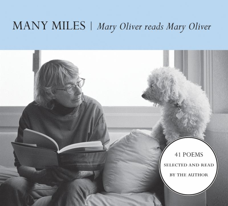 Beloved poet Mary Oliver reads a selection of forty-one of her poems.
