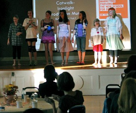 2012 MD Tea All Models on Stage