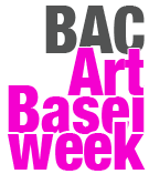 BAC Art Basel week