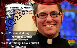 Queer Clergy Trading Card Kearns