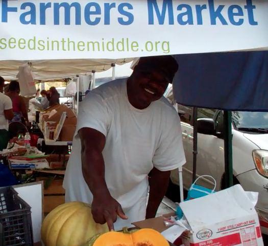 Crown Heights Farmers Market - Rodrick
