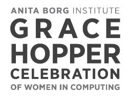 Grace Hopper Celebration Logo