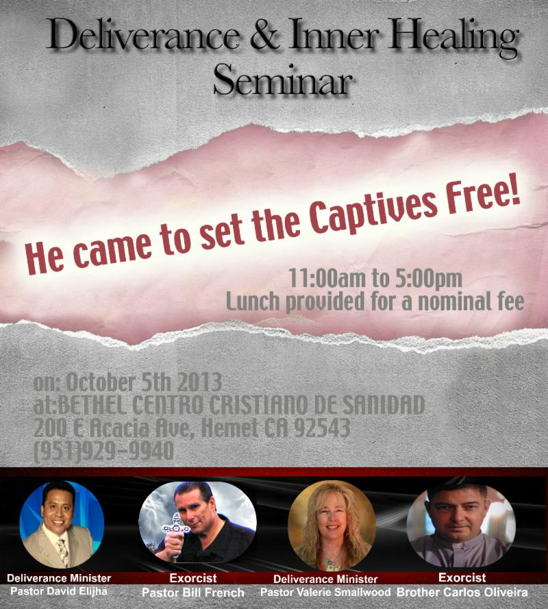SPIRITUAL FREEDOM CHURCH Presents