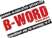 B Word Logo