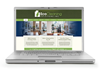 EcoCleaning Website