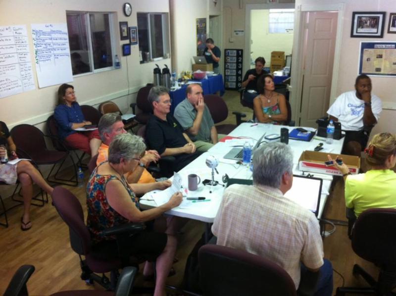At the 2013 Annual Membership Meeting