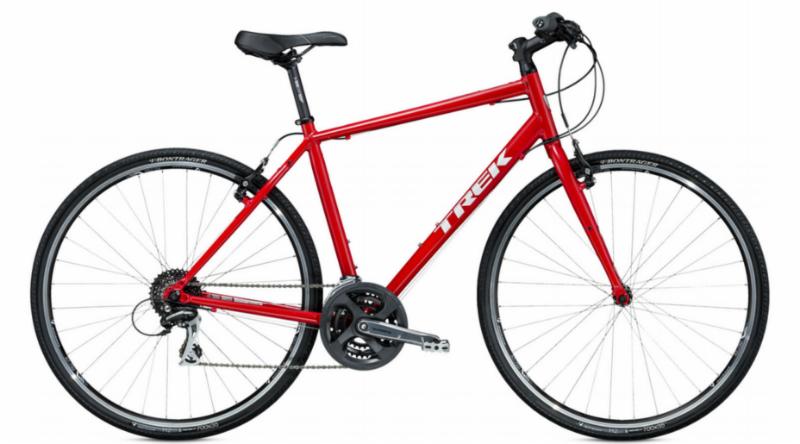 Giveaway bike from Trek