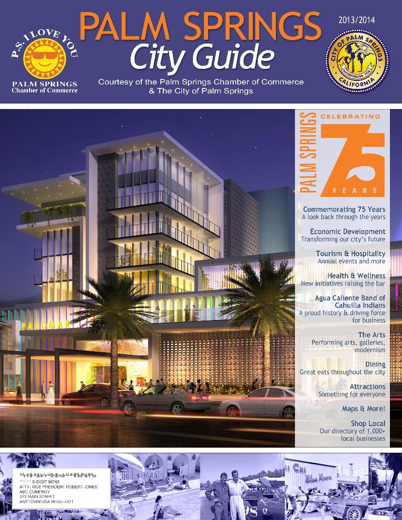 City Guide Cover