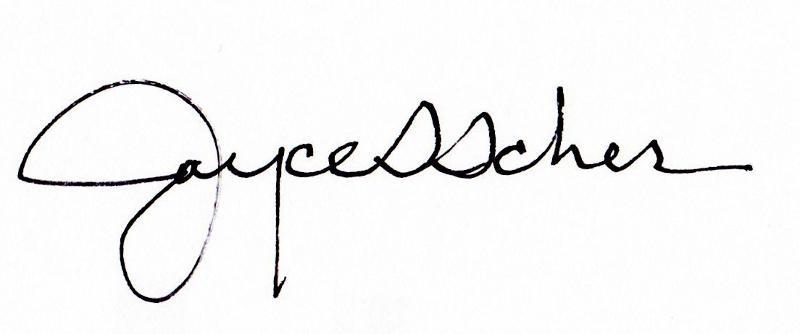 Joyce Signature