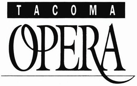 Tacoma Opera Logo