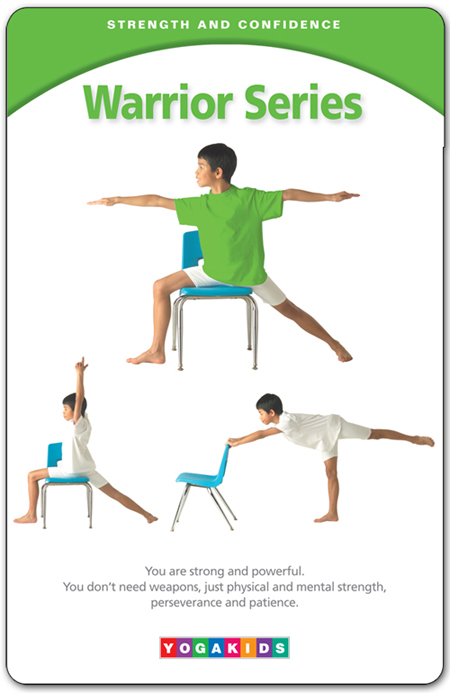 Getting started using yoga in the classroom