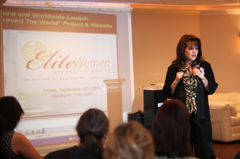 Sandra with Elite Women Image