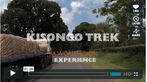 Kisongo Trek Trailer