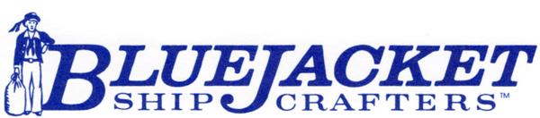 BlueJacket blue sailor logo