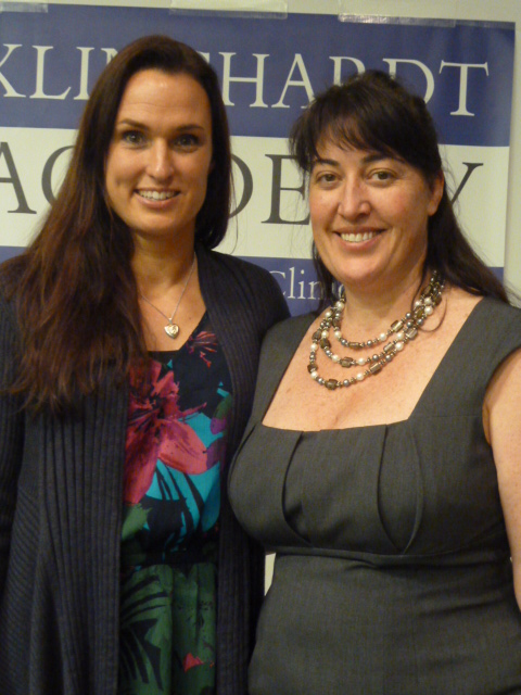 Amy Derksen ND & Andreanna Rainville RN