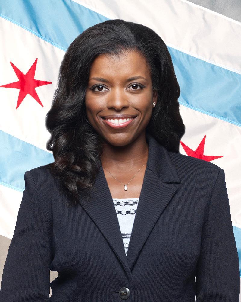 Stephanie Neely Flag Photo