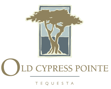 Old Cypress Pointe Logo