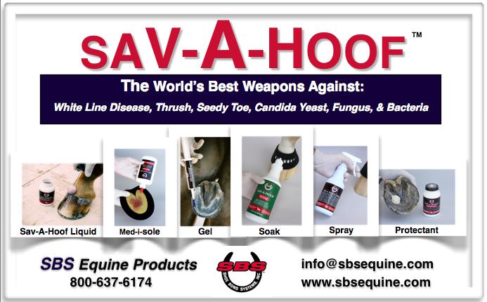 Sav-A-Hoof family